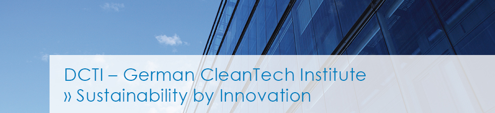DCTI – Deutsches CleanTech Institut